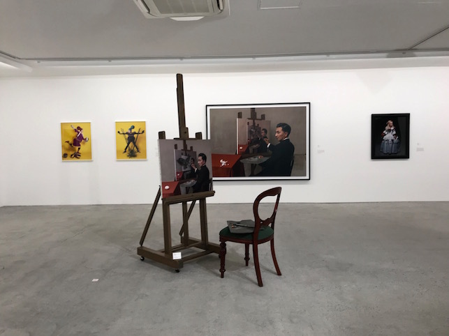 モリムラ@ミュージアムで「マイケルの肖像」を見る_f0134963_00215048.jpg