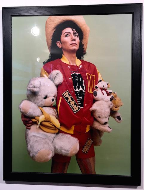 モリムラ@ミュージアムで「マイケルの肖像」を見る_f0134963_00280124.jpg