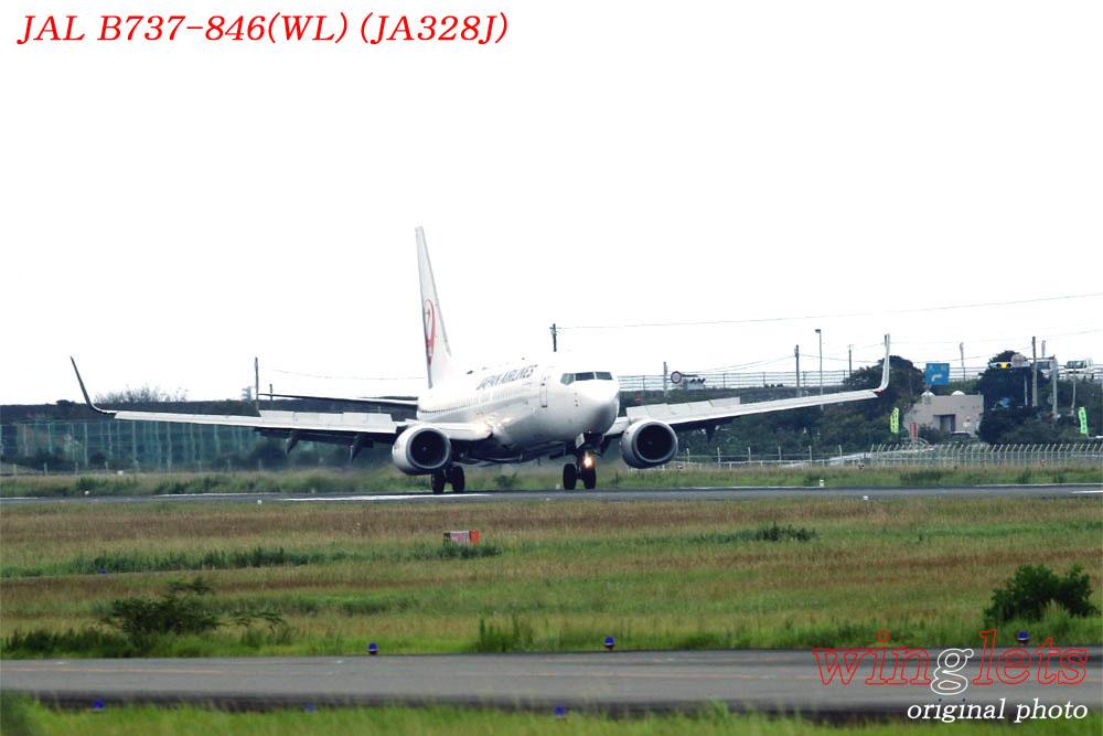 '19年 高知空港レポート ・・・ JAL/JA328J_f0352866_20491811.jpg