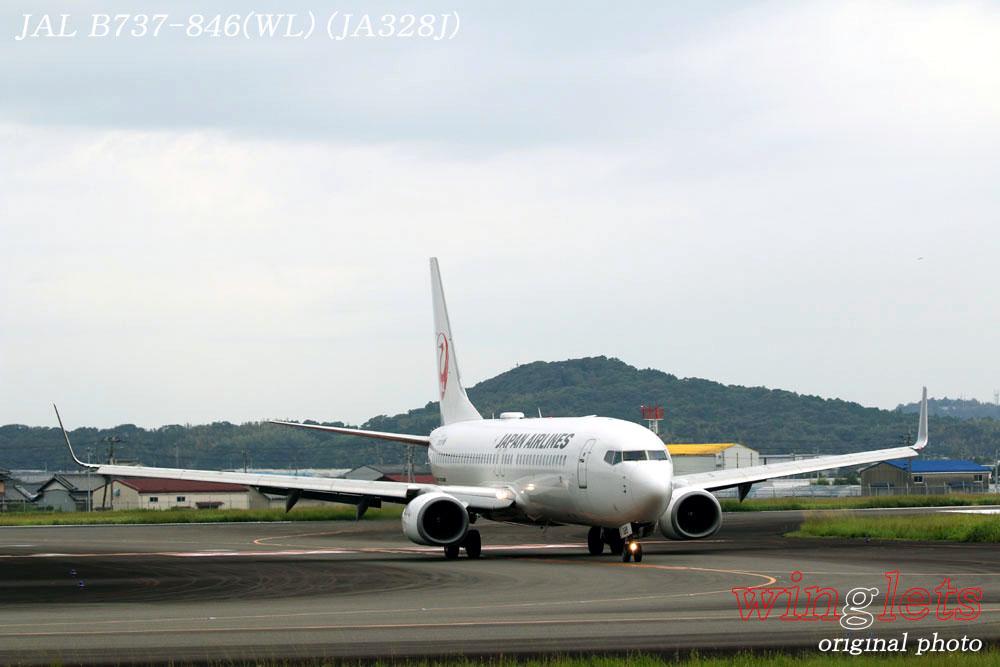 '19年 高知空港レポート ・・・ JAL/JA328J_f0352866_20494878.jpg