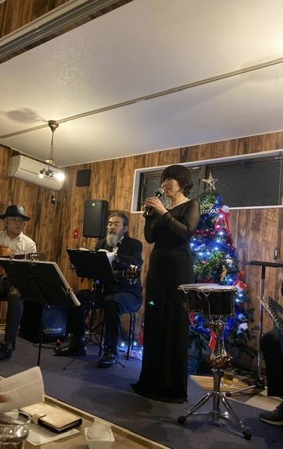 n cafeクリスマスディナー&ライブ_d0327373_09431226.jpeg