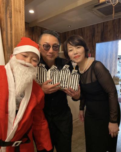 n cafeクリスマスディナー&ライブ_d0327373_09433904.jpeg