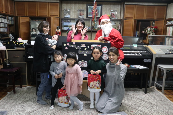 クリスマス会終わりました!_e0040673_23244201.jpg