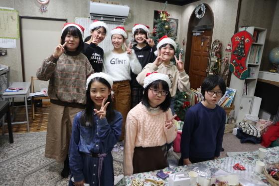 クリスマス会終わりました!_e0040673_23262214.jpg