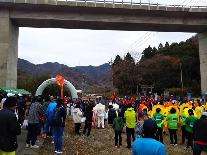 ジングルベルマラソンに参加しました_e0201281_18443863.jpg