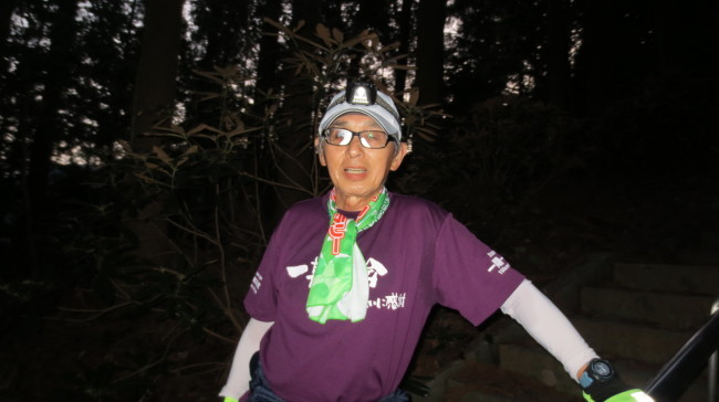 第7回 10時間耐久石段チャレンジの報告_e0294183_14390250.jpg