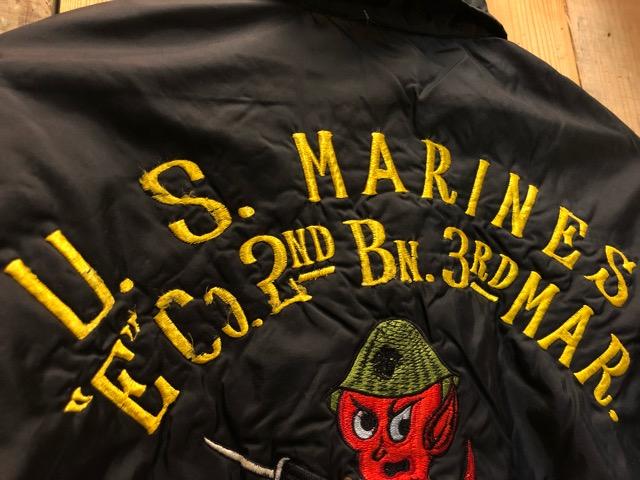 12月25日(水)マグネッツ大阪店ヴィンテージ入荷日!! #3 U.S.MarineCorps編!! 60\'s RedDevil & RibbonCardigan, P-44,  Sniper!!_c0078587_2231335.jpg