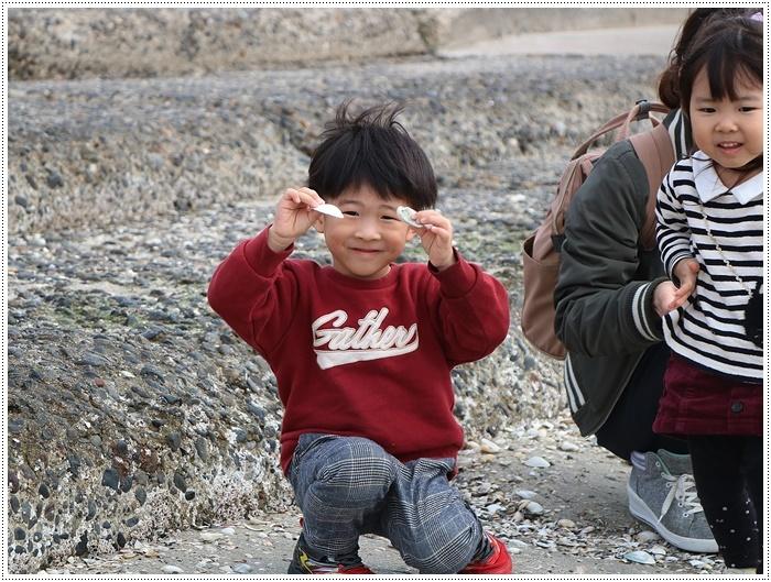 愛知県でのお出かけ その2 竹島海岸と竹島にある八百富神社 (11月24日)_b0175688_21443732.jpg