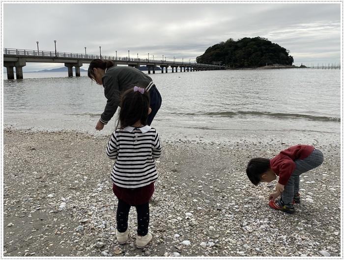 愛知県でのお出かけ その2 竹島海岸と竹島にある八百富神社 (11月24日)_b0175688_21452935.jpg