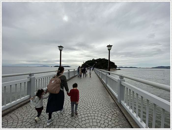 愛知県でのお出かけ その2 竹島海岸と竹島にある八百富神社 (11月24日)_b0175688_21504659.jpg