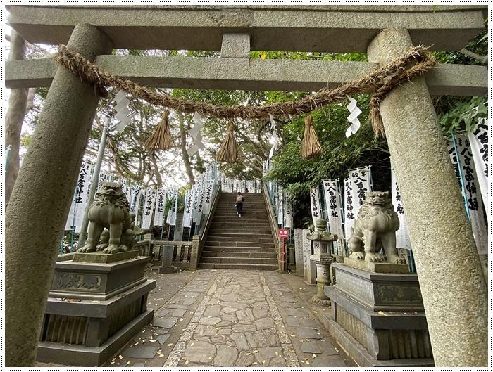 愛知県でのお出かけ その2 竹島海岸と竹島にある八百富神社 (11月24日)_b0175688_21520029.jpg