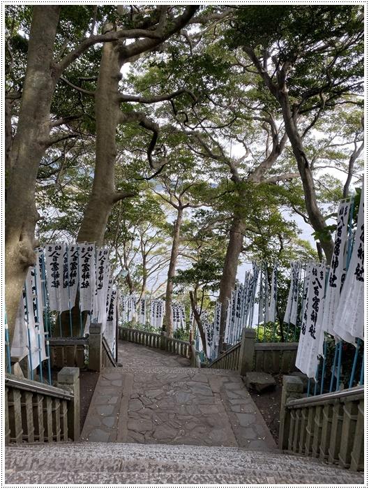 愛知県でのお出かけ その2 竹島海岸と竹島にある八百富神社 (11月24日)_b0175688_22042371.jpg
