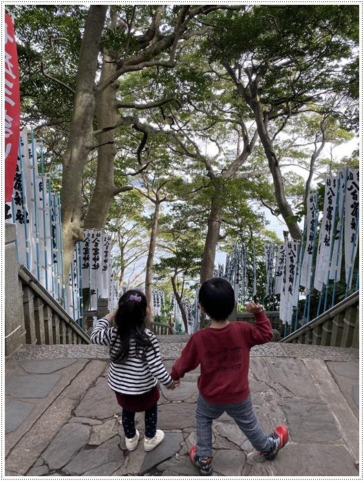 愛知県でのお出かけ その2 竹島海岸と竹島にある八百富神社 (11月24日)_b0175688_22044378.jpg