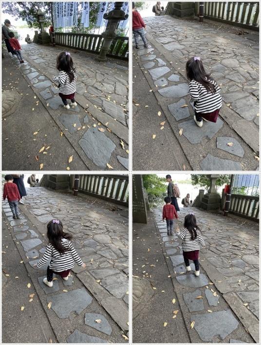 愛知県でのお出かけ その2 竹島海岸と竹島にある八百富神社 (11月24日)_b0175688_22051737.jpg