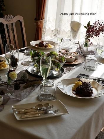 2019.クリスマスレッスン終了です〈料理〉_f0361692_16084323.jpg