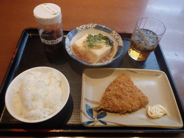 めしや食堂      大日店_c0118393_09091584.jpg