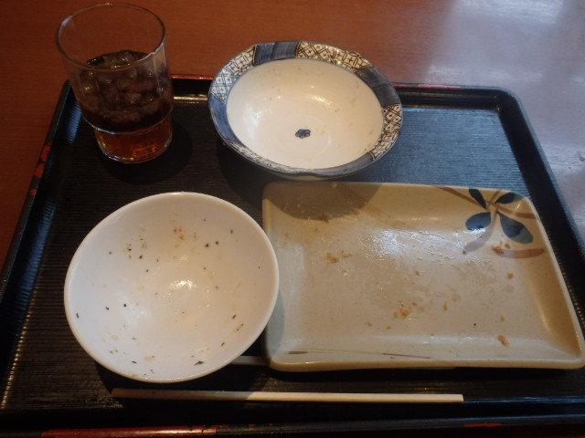 めしや食堂      大日店_c0118393_09512320.jpg