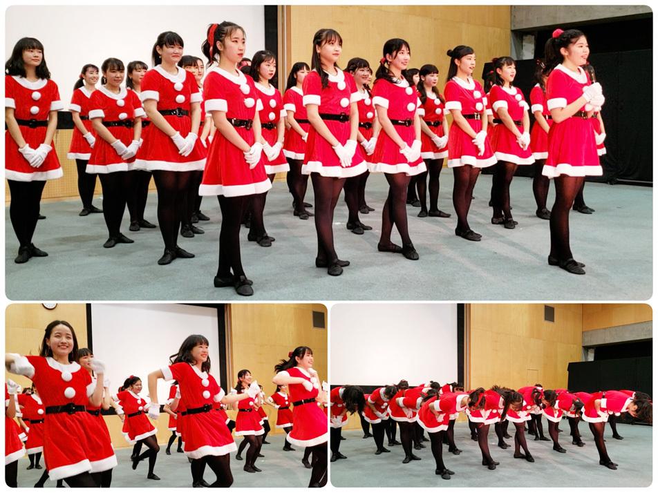 生徒chan達のChristmas Live♡(& 卒業生ちゃんの警視庁音楽隊コンサートへ)_d0224894_19441936.jpg