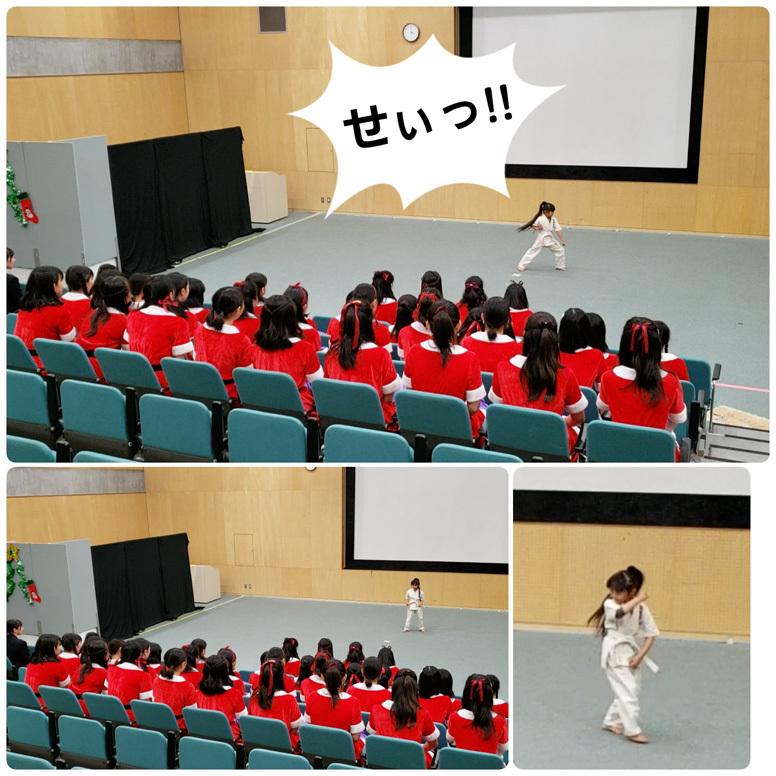 生徒chan達のChristmas Live♡(& 卒業生ちゃんの警視庁音楽隊コンサートへ)_d0224894_20131633.jpg