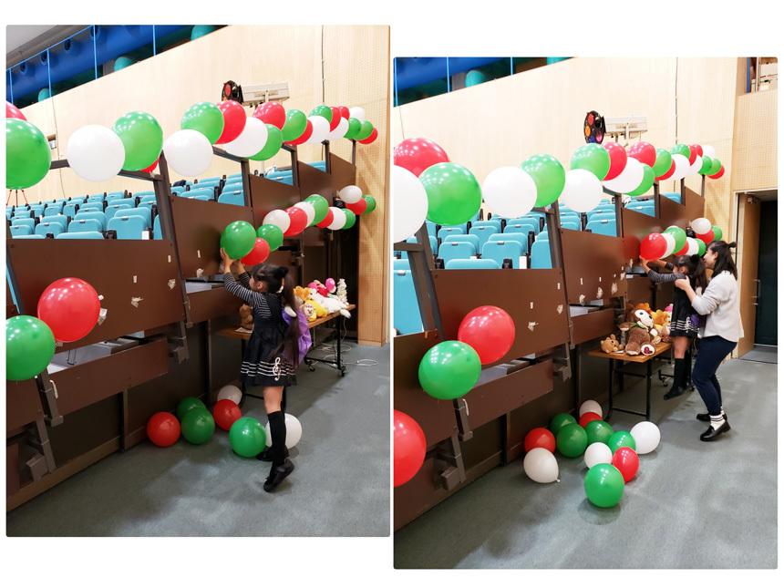生徒chan達のChristmas Live♡(& 卒業生ちゃんの警視庁音楽隊コンサートへ)_d0224894_20282381.jpg