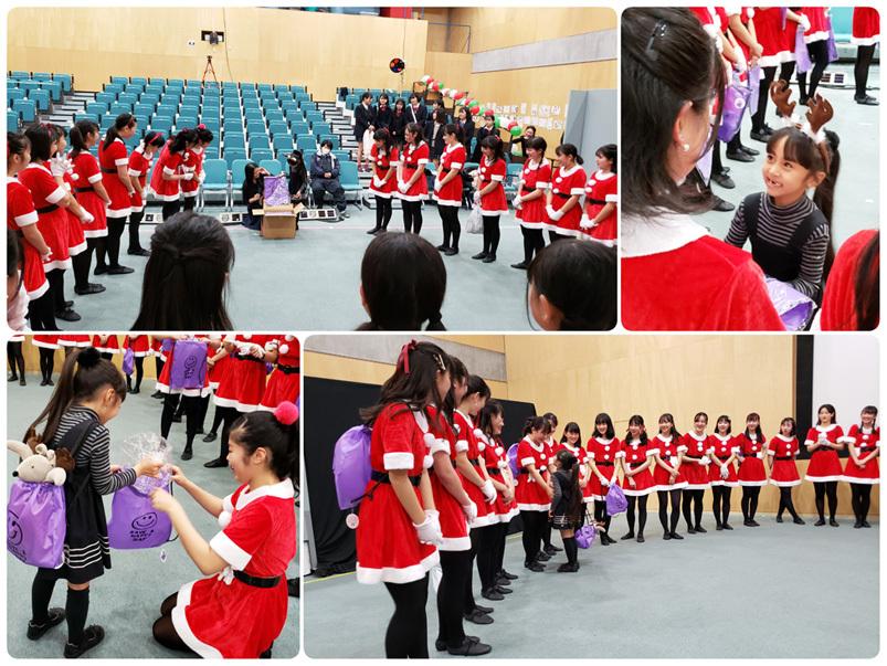 生徒chan達のChristmas Live♡(& 卒業生ちゃんの警視庁音楽隊コンサートへ)_d0224894_20312694.jpg