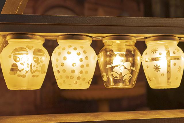 箱根ガラスの森美術館クリスタルガラスのクリスマスツリー 夜編_b0145398_23085560.jpg