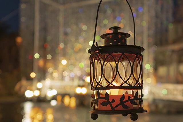 箱根ガラスの森美術館クリスタルガラスのクリスマスツリー 夜編_b0145398_23093883.jpg