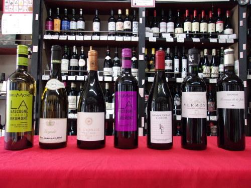 今年最後の店内ワイン会はちょっと少なめでしたね!_f0055803_14325315.jpg