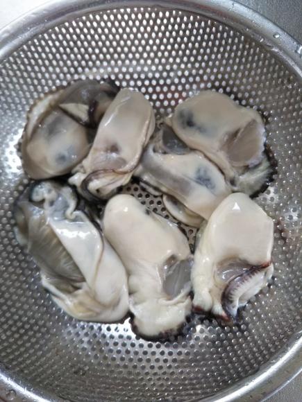 有元先生の牡蠣の春巻き_f0316507_18265047.jpg