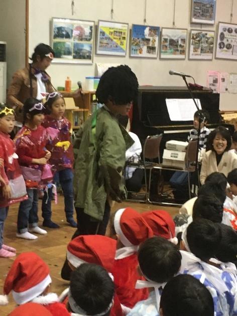 2019年第12回クリスマス会INくろかわ_e0131910_23380245.jpg