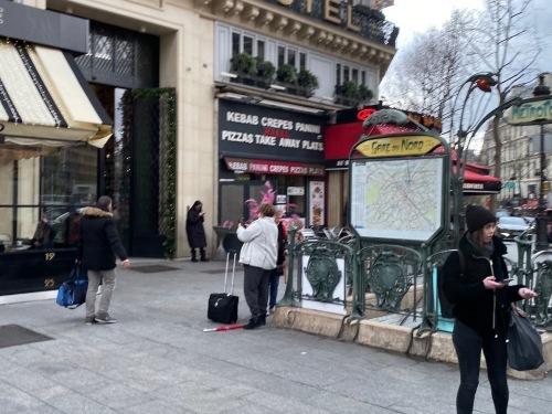 【今年2回目のフランスへ!】ノルマンディーならぬ、フランス上陸大作戦?大変でした、、 #パリストライキ #ParisStrike_b0032617_14295709.jpg