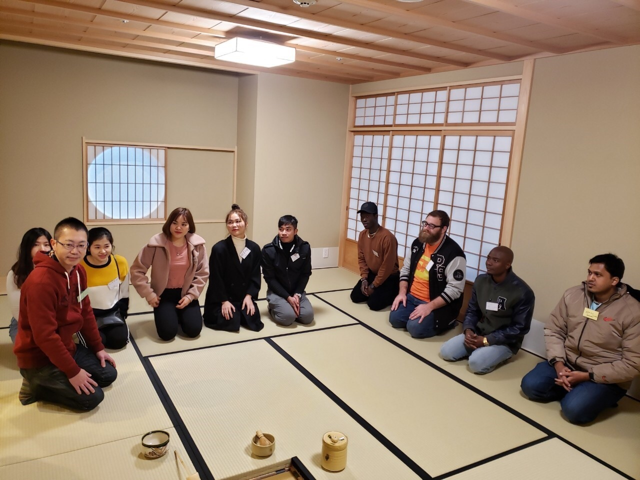 日曜朝教室(2019.12.22)お茶会🍵_e0175020_09384832.jpeg