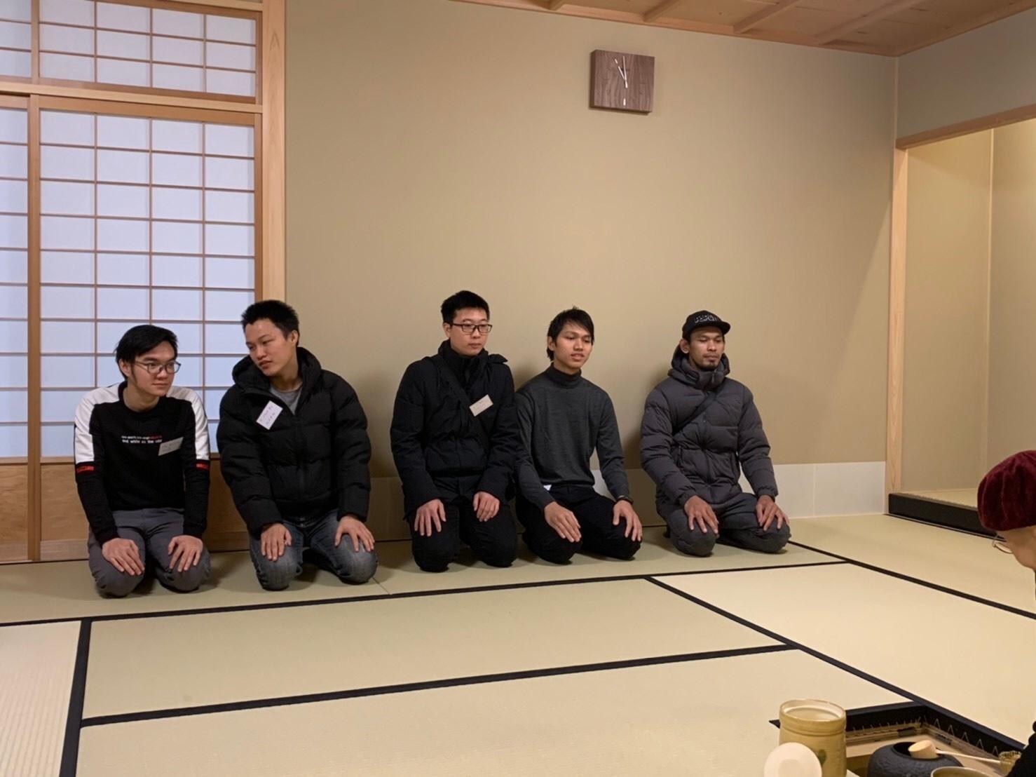 日曜朝教室(2019.12.22)お茶会🍵_e0175020_09400661.jpeg
