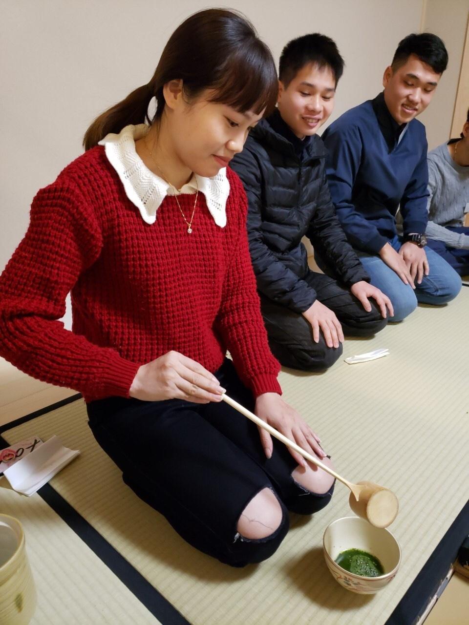 日曜朝教室(2019.12.22)お茶会🍵_e0175020_10045131.jpeg