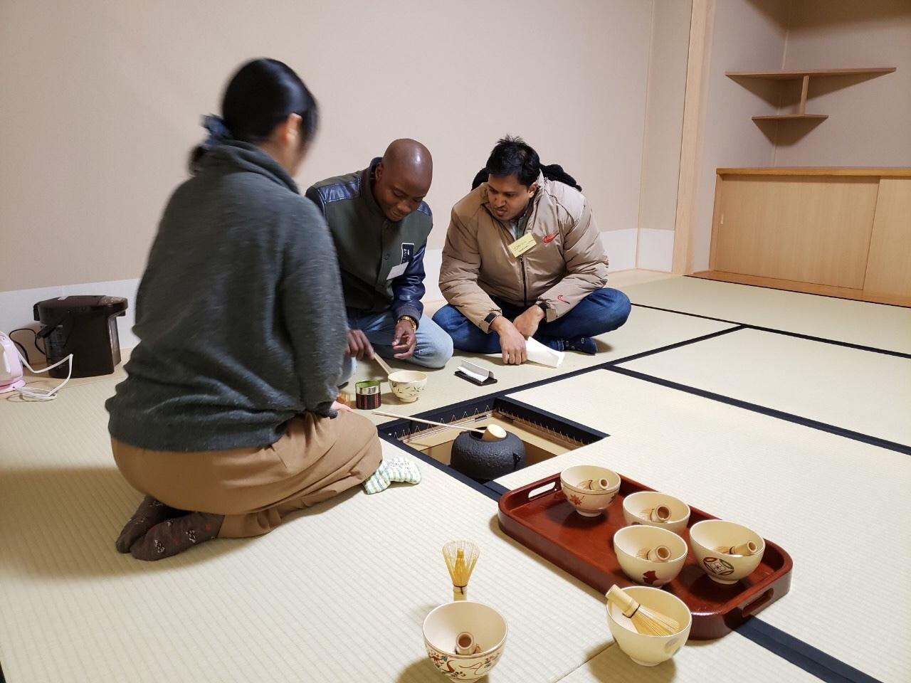 日曜朝教室(2019.12.22)お茶会🍵_e0175020_10080128.jpeg