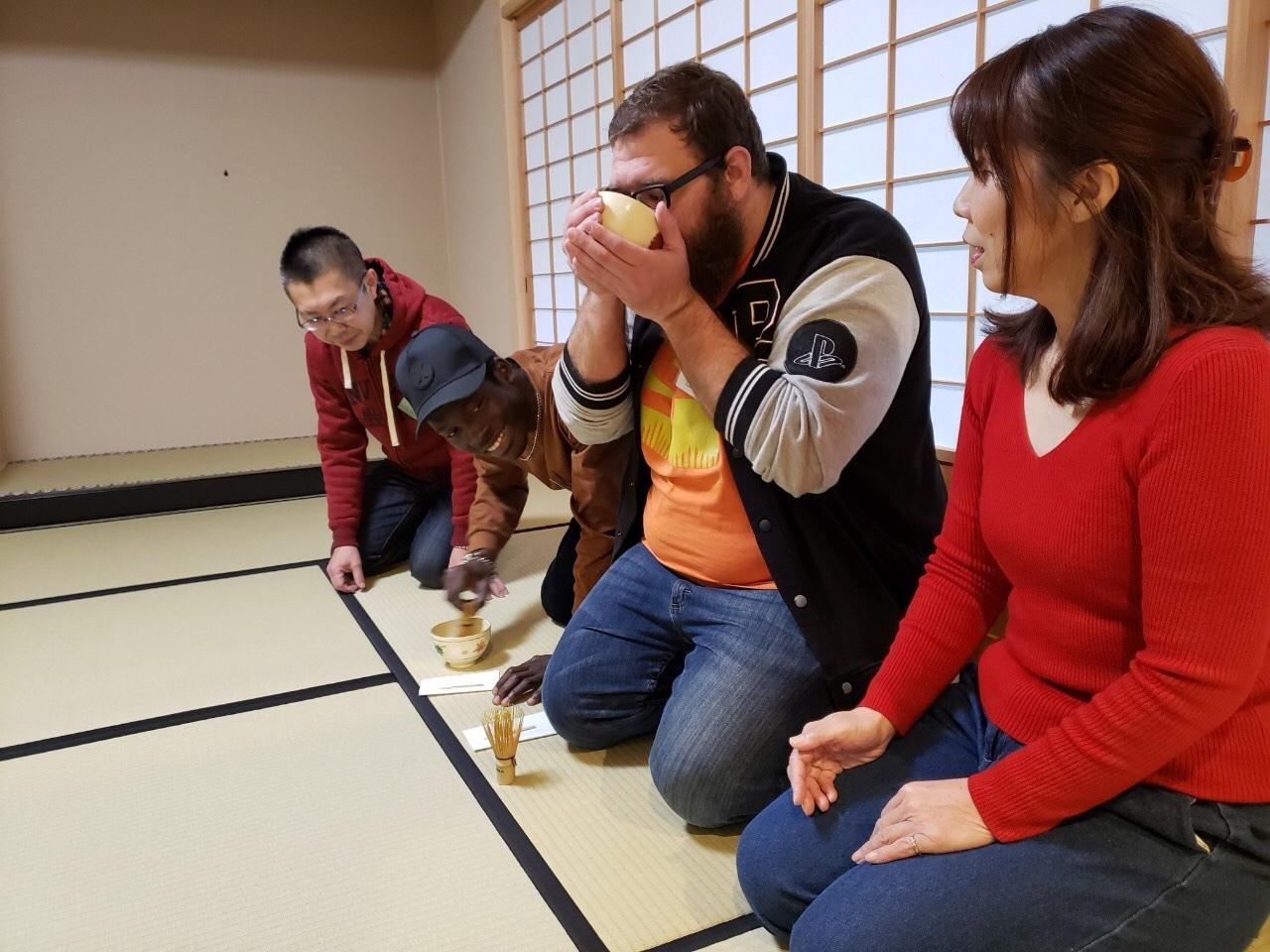 日曜朝教室(2019.12.22)お茶会🍵_e0175020_10112259.jpeg