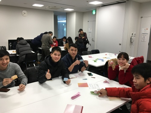 日曜朝教室(2019.12.22)お茶会🍵_e0175020_10145797.jpeg