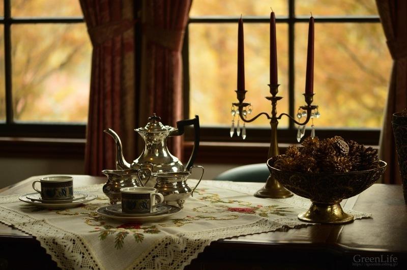 西洋館のクリスマス(外交官の家)_f0321522_20394849.jpg