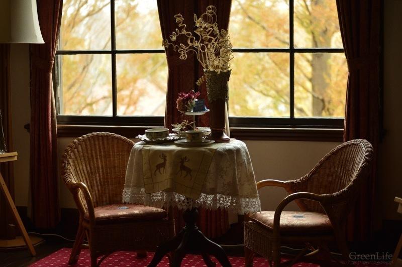 西洋館のクリスマス(外交官の家)_f0321522_20400348.jpg