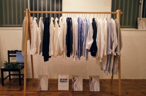 AIR ROOM PRODUCTのシャツ展本日12/25まで_d0004728_14511751.jpg