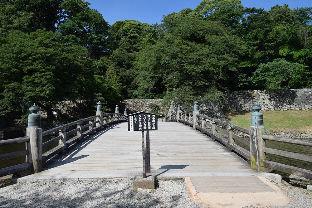 国宝・彦根城を歩く。 その7 <大手門~山崎曲輪>_e0158128_20511571.jpg