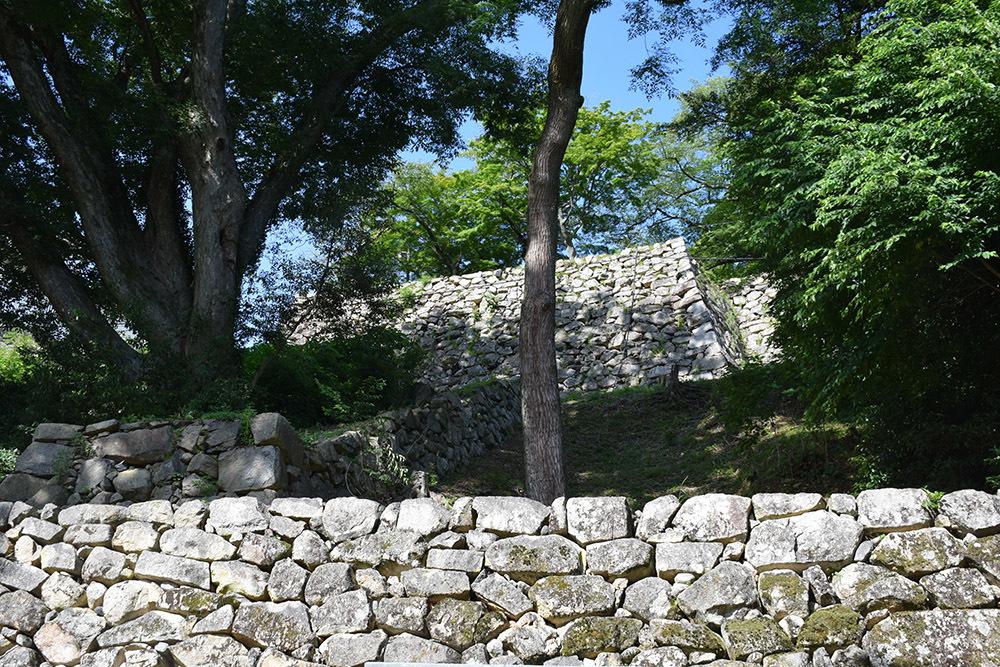 国宝・彦根城を歩く。 その7 <大手門~山崎曲輪>_e0158128_20575313.jpg