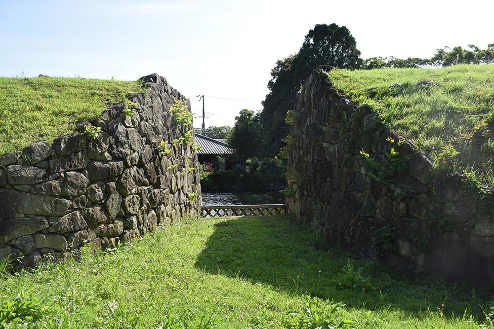 国宝・彦根城を歩く。 その7 <大手門~山崎曲輪>_e0158128_21030959.jpg