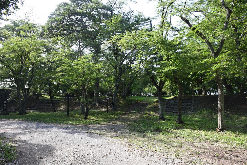 国宝・彦根城を歩く。 その7 <大手門~山崎曲輪>_e0158128_21144691.jpg