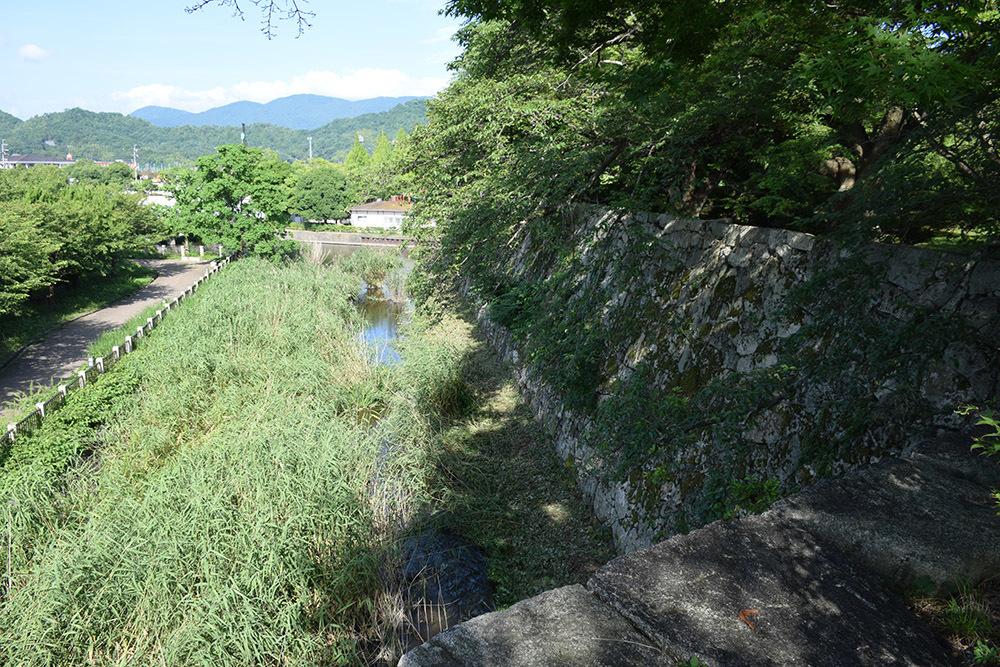 国宝・彦根城を歩く。 その7 <大手門~山崎曲輪>_e0158128_21224529.jpg