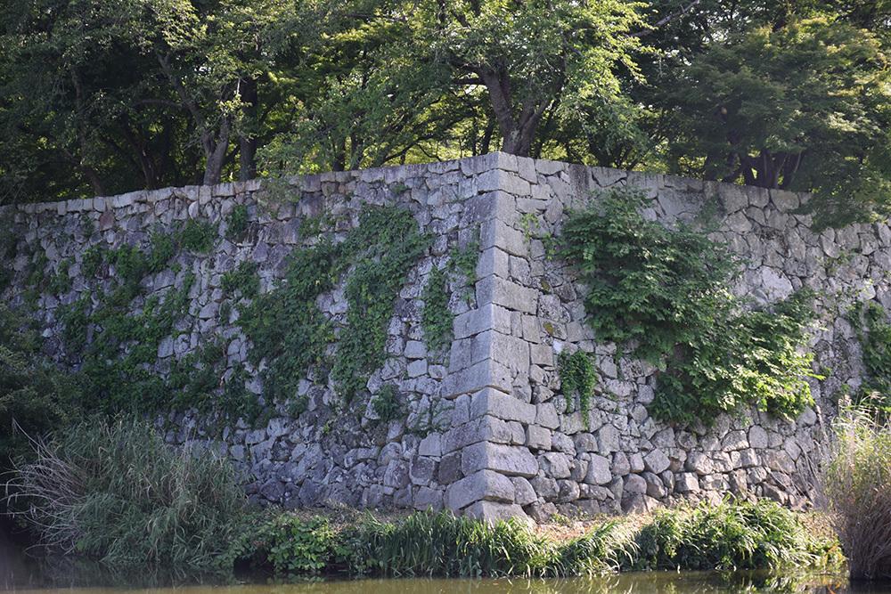 国宝・彦根城を歩く。 その7 <大手門~山崎曲輪>_e0158128_21280485.jpg