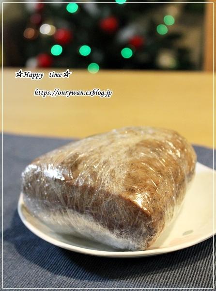 残り物弁当とクリスマスメニュー♪_f0348032_18112310.jpg
