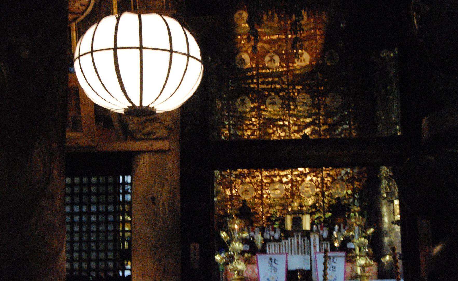 長谷寺の十一面観世音菩薩の閉帳と開帳の法要_a0237937_23080563.jpg