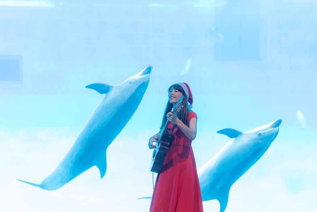 名古屋港水族館クリスマスアクアリウムコンサート2019_f0373339_10331728.jpg