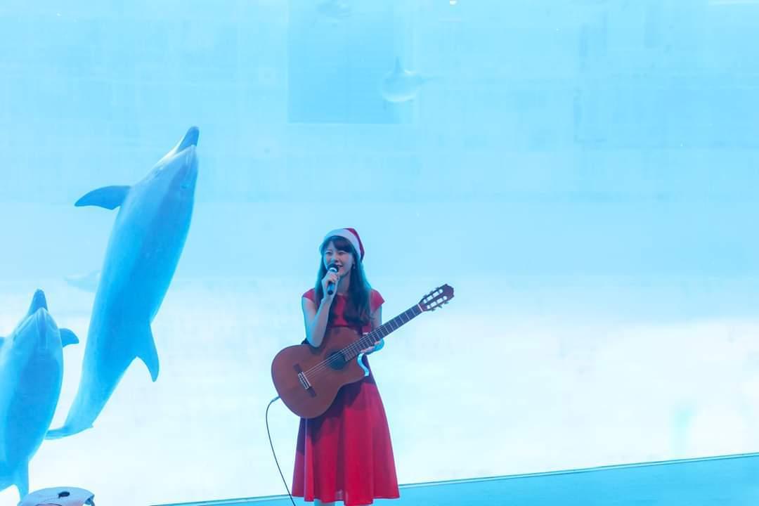 名古屋港水族館クリスマスアクアリウムコンサート2019_f0373339_10331745.jpg